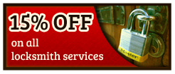 Locksmith Gilbert coupon